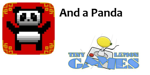And a Panda [iOS Game Review]