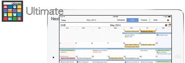 Ultimate Next Calendar for iOS [App Review]
