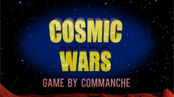 Old Time Gaming – Cosmic Wars [Android App Review]