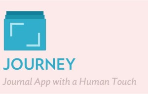 Journey -Journal App with a Human Touch [Android]
