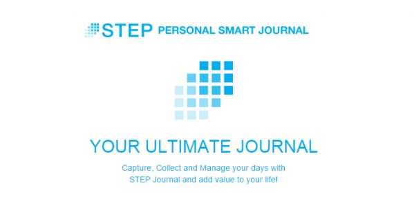 Keeping Track of Life-STEP Journal for Life